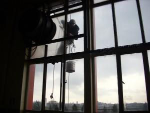 pause de grillage anti pigeons